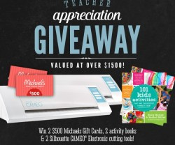Teacher Appreciation Giveaway (And Gift Ideas!)