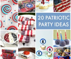 20 Patriotic Party Ideas