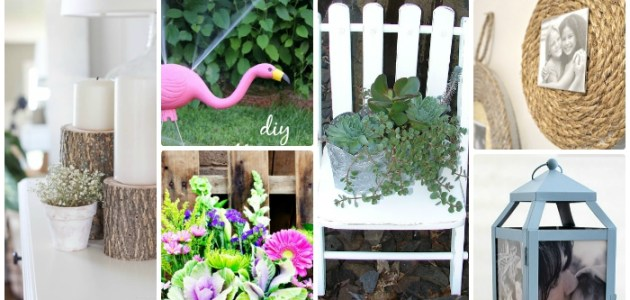 18 DIY Summer Home Projects