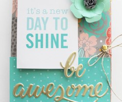 Envelope-Mini-Album-Be-Awesome-Lauras-Crafty-Life