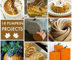 Great Ideas — 18 Pumpkin Projects!