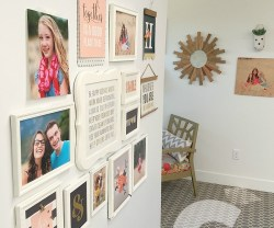 1905 Cottage: 6 Bedroom Gallery Wall Tips