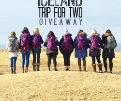 Link Party Palooza — and Iceland Getaway Giveaway!