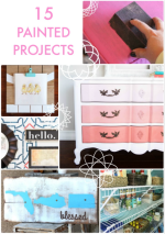Great Ideas — XX Painted Projects!