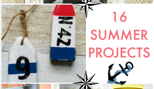 16 Summer Projects