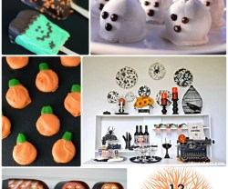 Great Ideas — 13 Halloween Party Ideas!