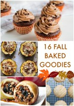 Great Ideas — 16 Fall Baked Goodies!