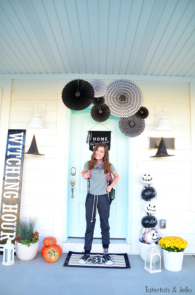 witching hour halloween ideas