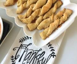 Quick and Easy FANTASTIC Breadsticks Recipe