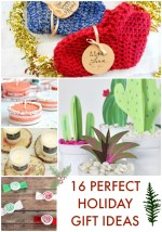 Great Ideas — 16 Perfect Holiday Gift Ideas!
