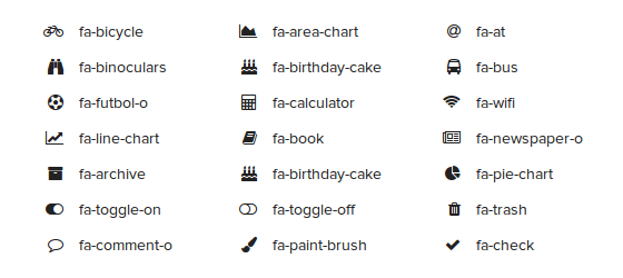 font-awesome-some-icons