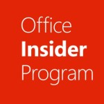 [Office]Microsoft、Insider FastメンバーにOffice 2016 for Macの64bit版を公開しています