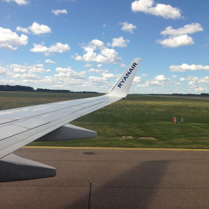 Ryanair, ライアンエアー, kakuyasu, LCC