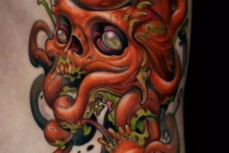 new school tattoo 10