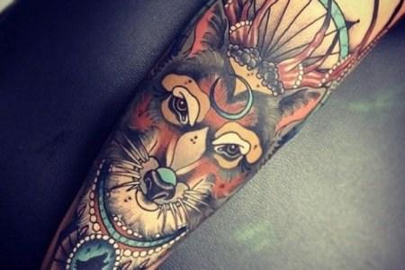 new school tattoo 17 650x488