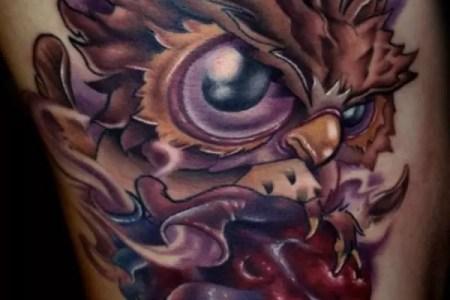 new school tattoo 31