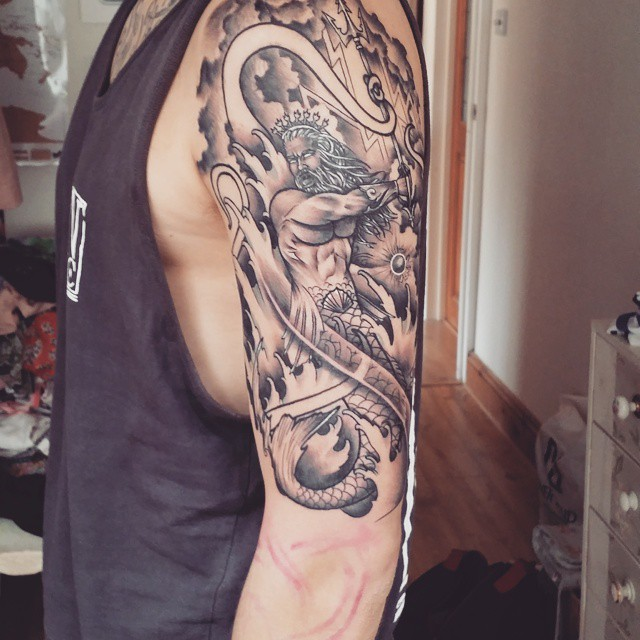 Greek Mythology Ancient Symbol Tattoos Pictures Picturesboss