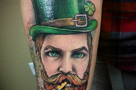 irish tattoo 8
