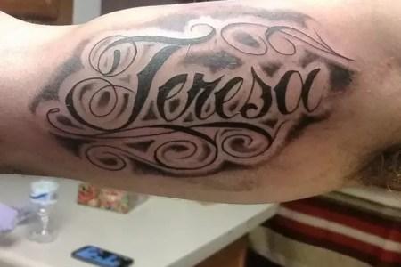 name tattoo 3