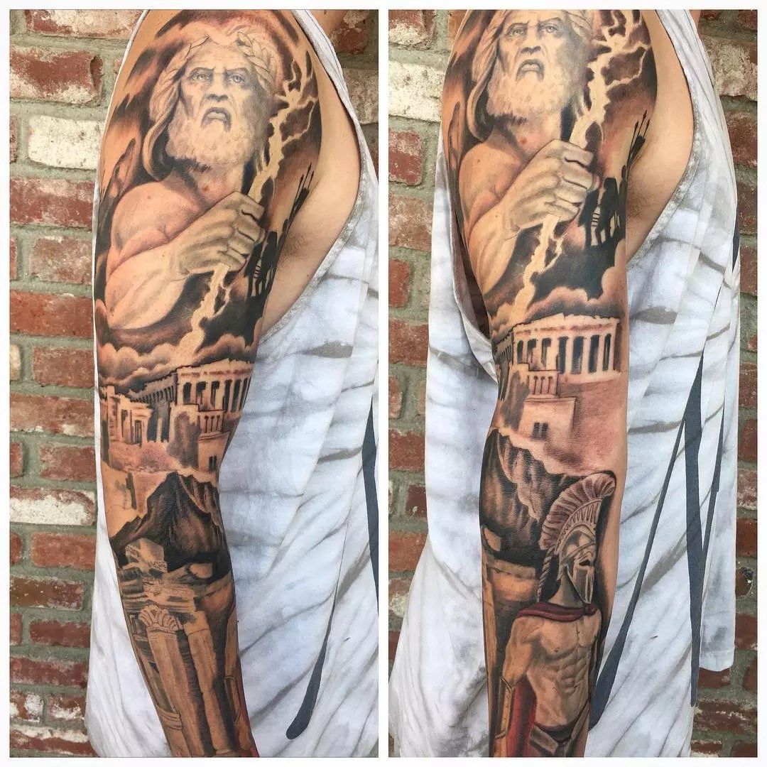 70 Legendary Spartan Tattoo Ideas – Discover The Meaning Behind These Power Images of 48 by Alyssa