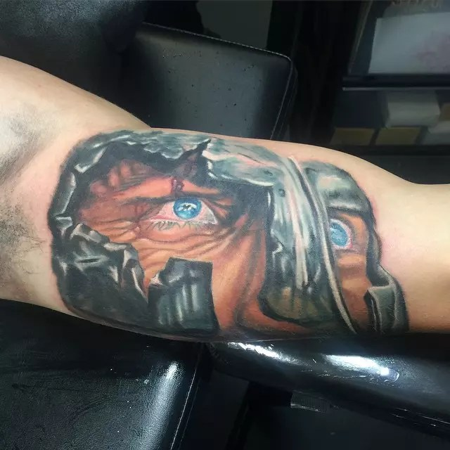 70 Legendary Spartan Tattoo Ideas – Discover The Meaning Behind These Power Images of 67 by Alyssa
