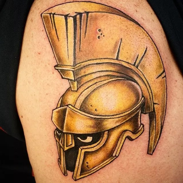 70 Legendary Spartan Tattoo Ideas – Discover The Meaning Behind These Power Images of 56 by Alyssa