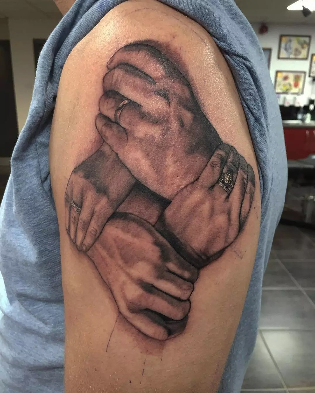 65 Rousing Family Tattoo Ideas – Using Art to Honor Your Loved Ones of 36