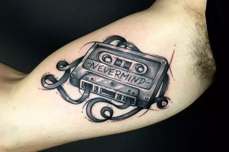 music tattoo 10