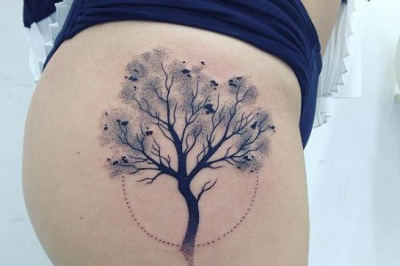 tree tattoo design 35