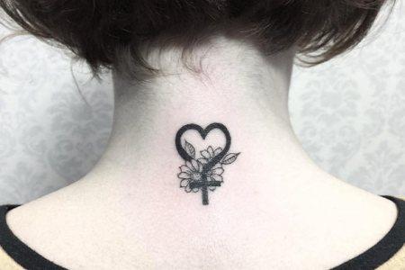 feminist tattoo design 1