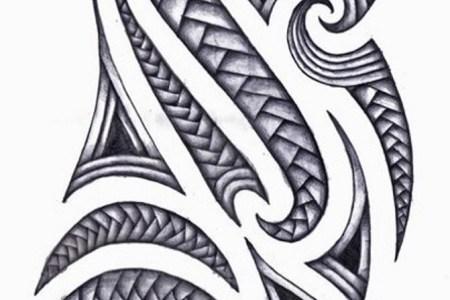 06 maori tattoo design ?w=670&h=1273