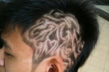 hair tattoo 3