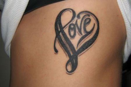 heart tattoo 1