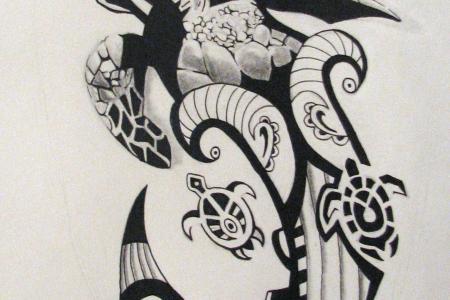 maori tribal tattoos 3