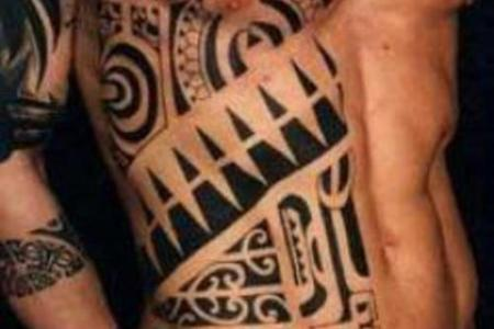 hawaiian tribal tattoos 2