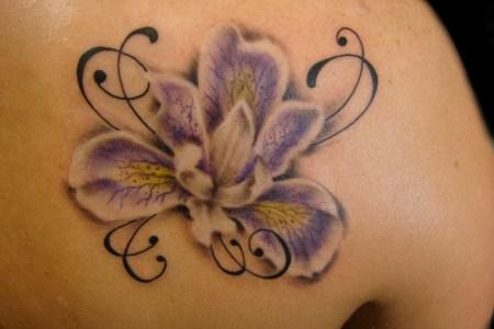 iris tattoo 6