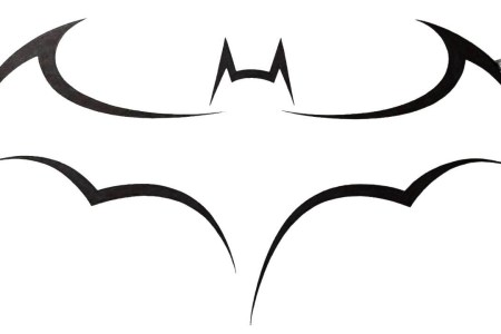batman easy tattoo designs 4