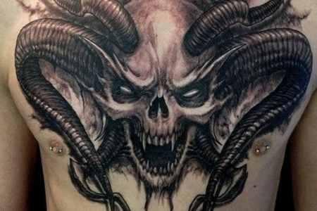 skull tattoos designs ideas men women girls guys best 29