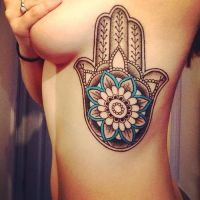 Hamsa Tattoos and Their Meaning