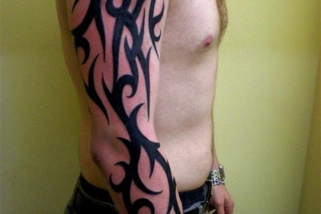 best arm tattoo for men