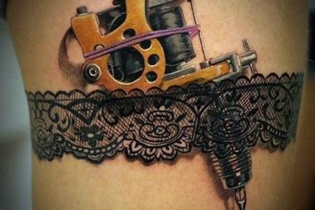 y leg tattoo designs for women 49