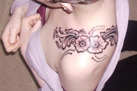 rose tattoo designs for girls49