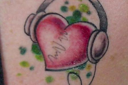 best heart tattoo designs