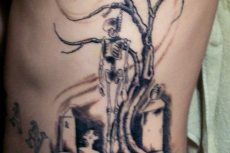 halloween tattoo designs 29