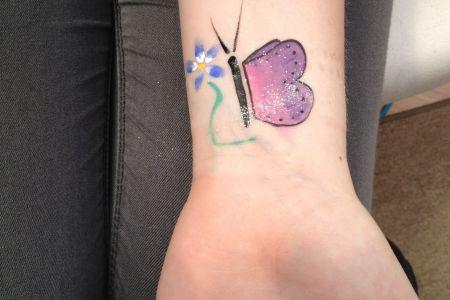 wrist tattoos design 23