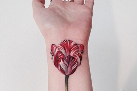 wrist tattoos design 42