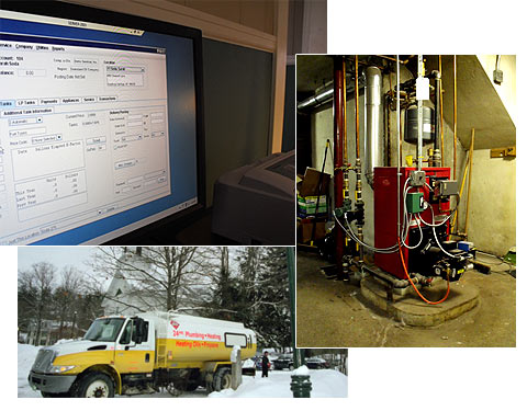 Fuel Oil Management Software