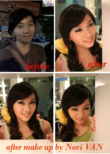 make up artis profesional