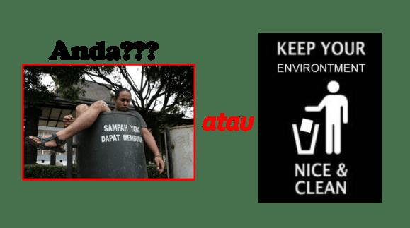 sampah masyarakat