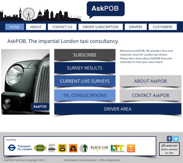 AskPOB Credit Card Printer Survey Results.